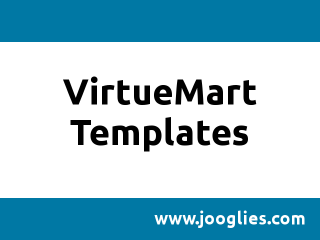 VirtueMart Templates von Jooglies