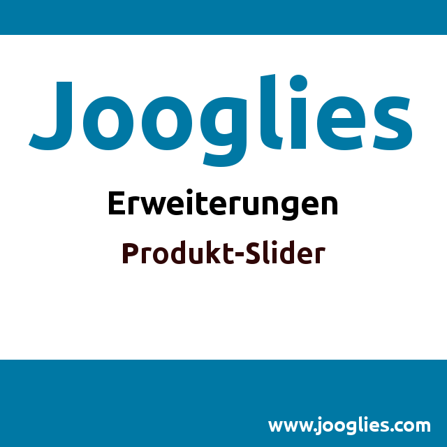VirtueMart Produkt-Slider